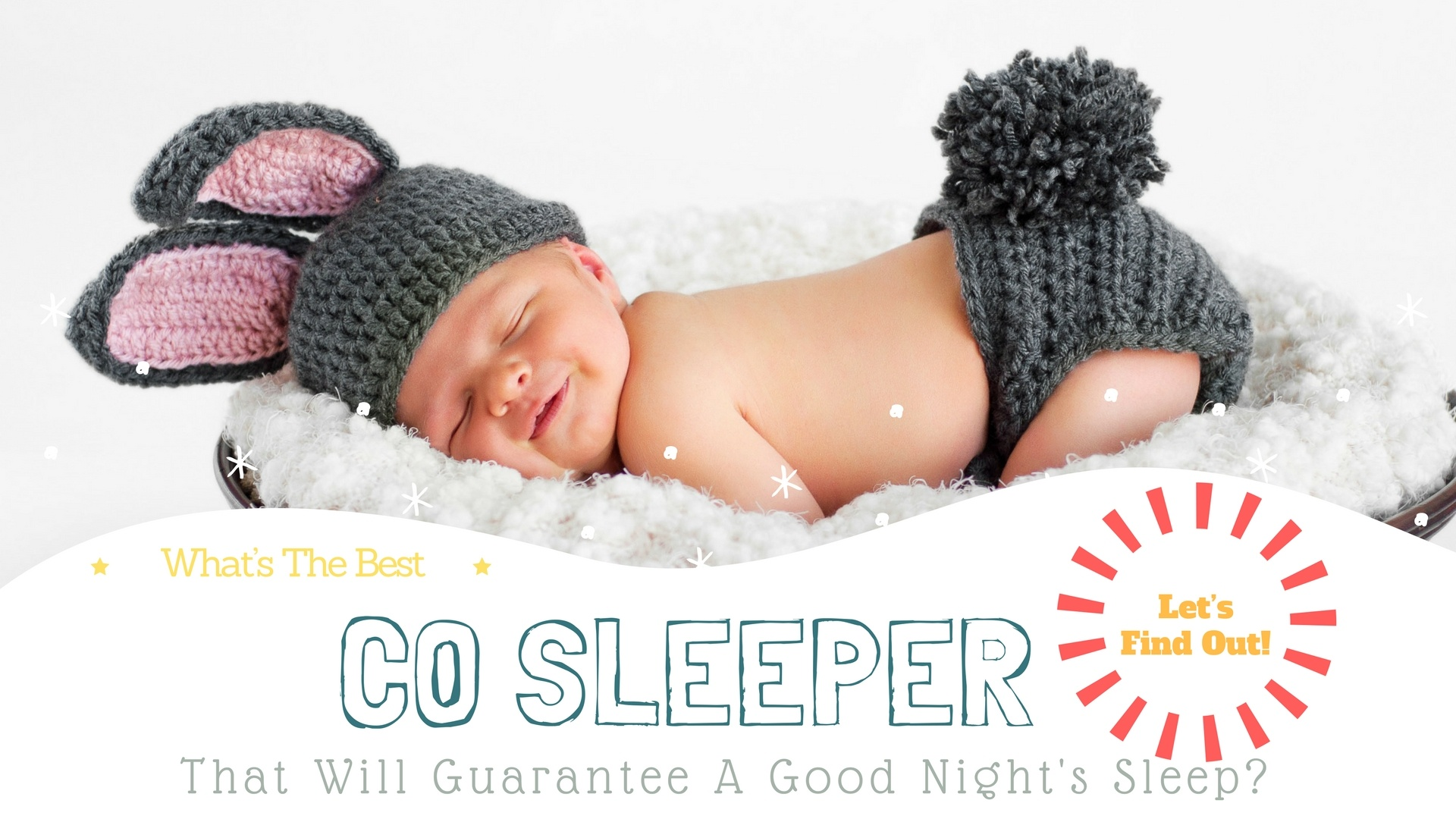 What S The Best Co Sleeper That Will Guarantee A Good