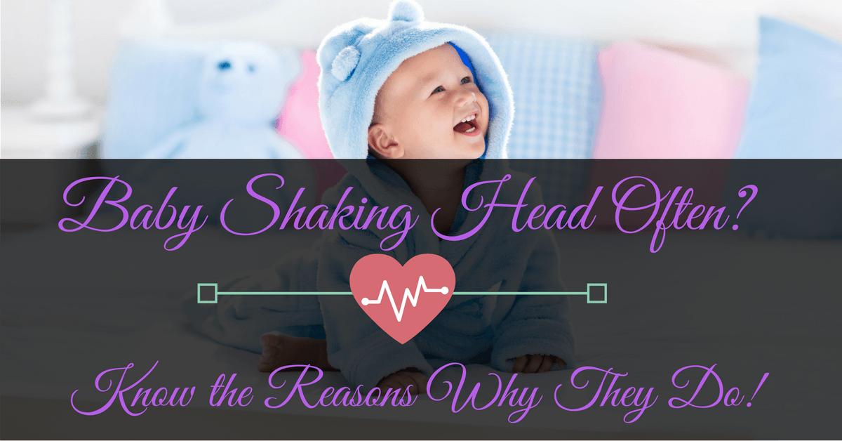 Baby Shaking Head