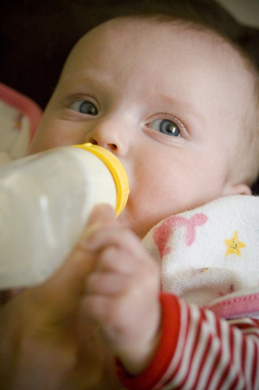 Find the right milk bottle for your baby