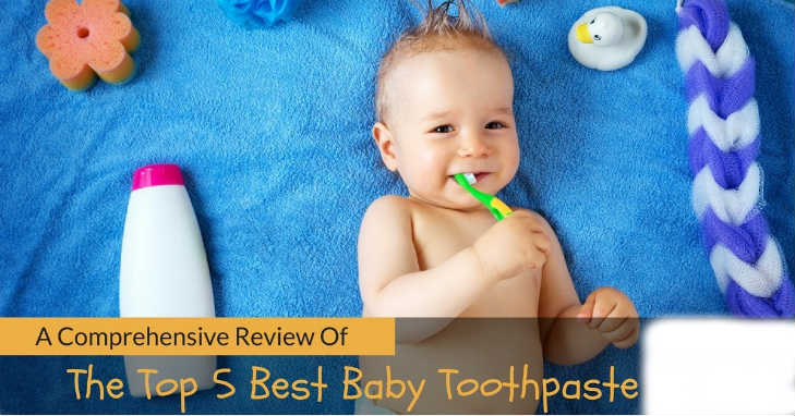 Best Baby Toothpaste