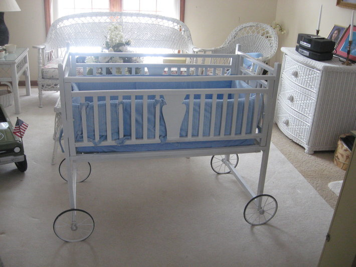 Knowing the Crib's Weight Restrictions
