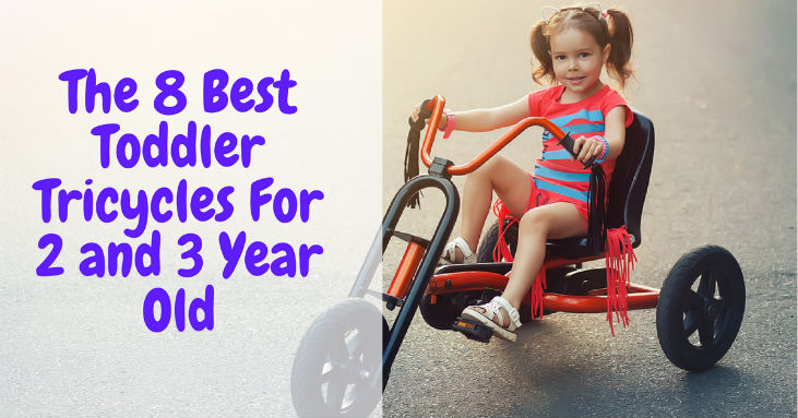 The 8 Best Toddler Tricycles For 2 and 3 Year Old