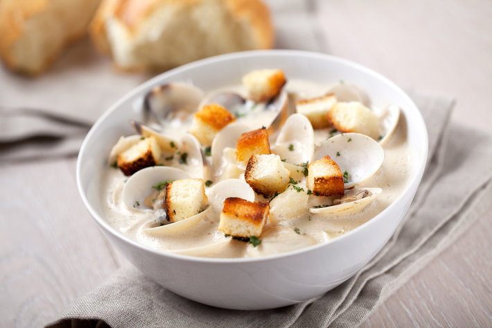 can pregnant women eat clam chowder here are the facts