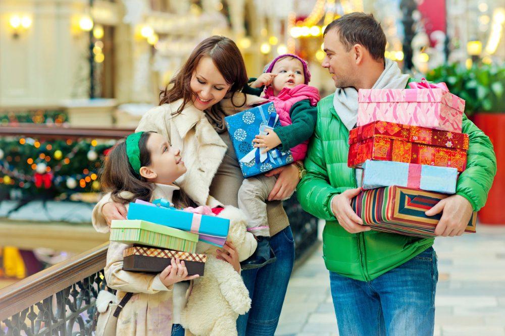 Shopping For Family