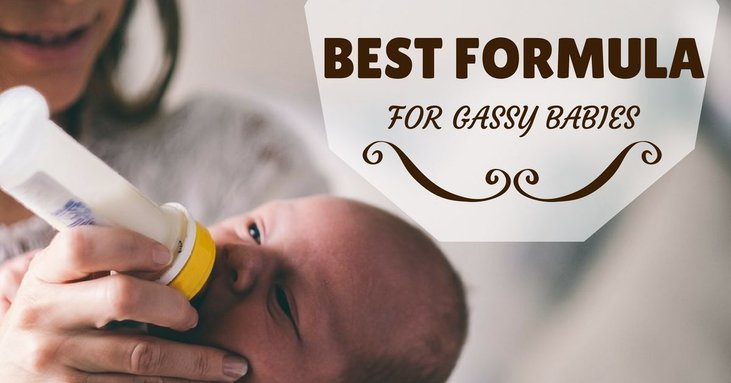 Best Formula For Gassy Babies (Here Are The Top 5 That Really Work!)