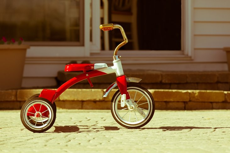 Factors To Consider When Shopping For A Tricycle For Your Toddler