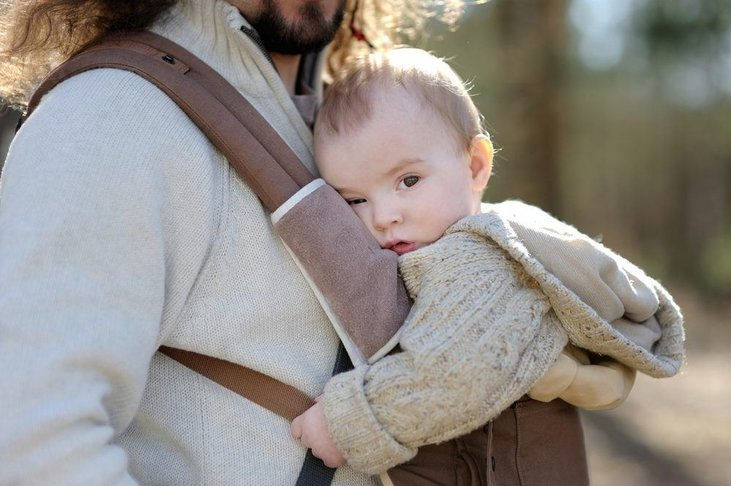 A Quick Background On The Practice Of Babywearing