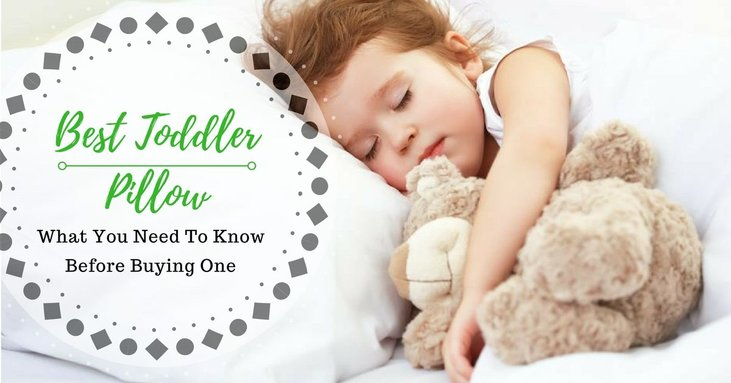 Best Toddler Pillow What You Need To Know Before Buying One