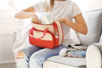 Ease Of Diaper Bag Change