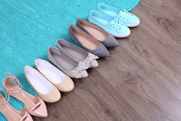 Fashion And Style Of The Shoes