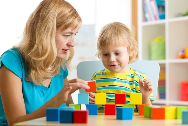 Helping Your Child Get The Most From His Toy Blocks