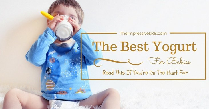 Read This If You're On The Hunt For The Best Yogurt For Babies