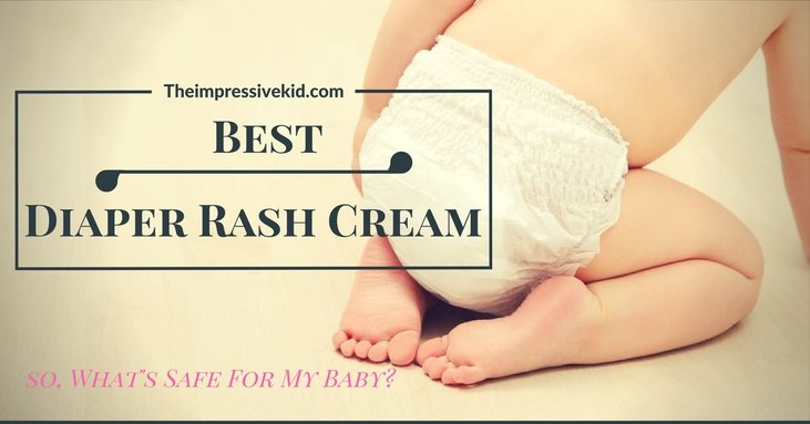 The Best Diaper Rash Cream (So, What's Safe For My Baby)