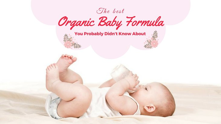 The Best Organic Baby Formula You Probably Didn't Know About