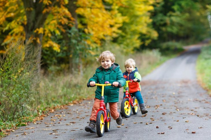 What's The Advantage Of A Balance Bike Over Training Wheels