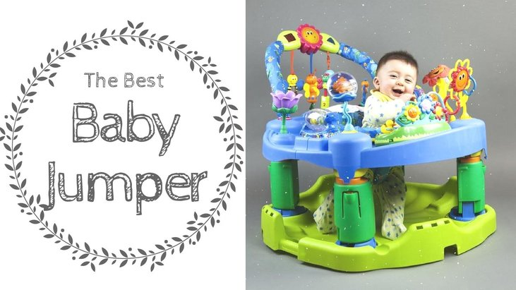 What's The Best Baby Jumper, You Ask We'll Help You Find Out!