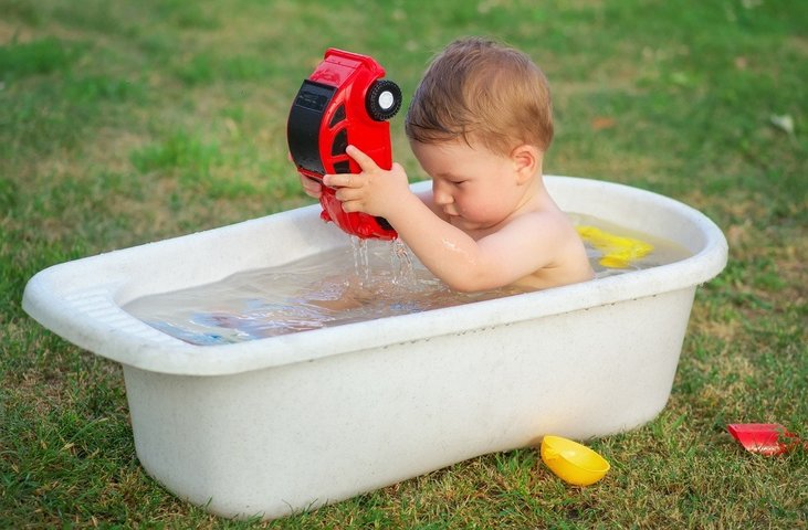 What To Consider While Buying Your Baby Wash