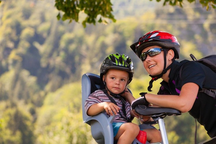 the best baby bike seat