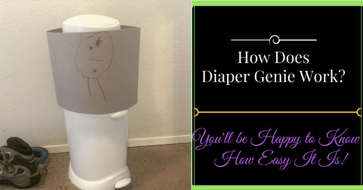 How-Does-Diaper-Genie-Work