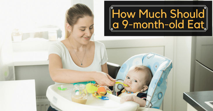 How-Much-Should-a-9-month-old-Eat