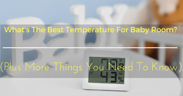 Temperature For Baby Room