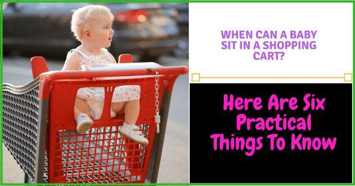 When-Can-A-Baby-Sit-In-A-Shopping-Cart