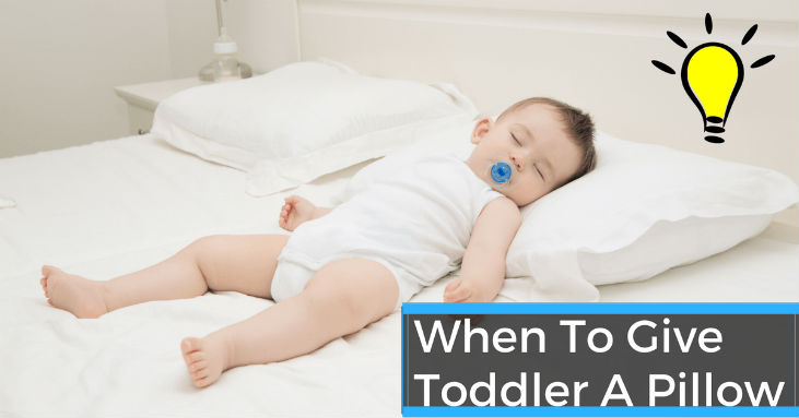 When To Give Toddler A Pillow And What To Expect - The Impressive Kids a49566d4f
